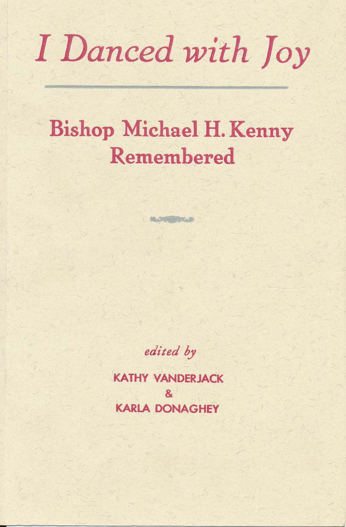 Mike Kenny book cover